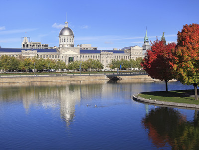 Montreal - Montreal, Bonsecours Basin