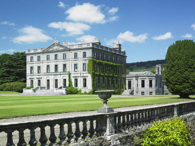 Waterford - Curraghmore House, County Waterford
