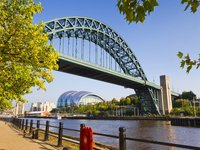 Reiseziel Newcastle upon Tyne