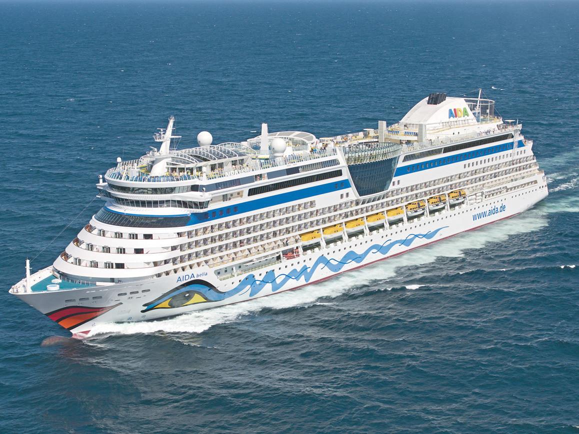 AIDAbella - Kreuzfahrten mit der AIDAbella online buchen bei oceando.de