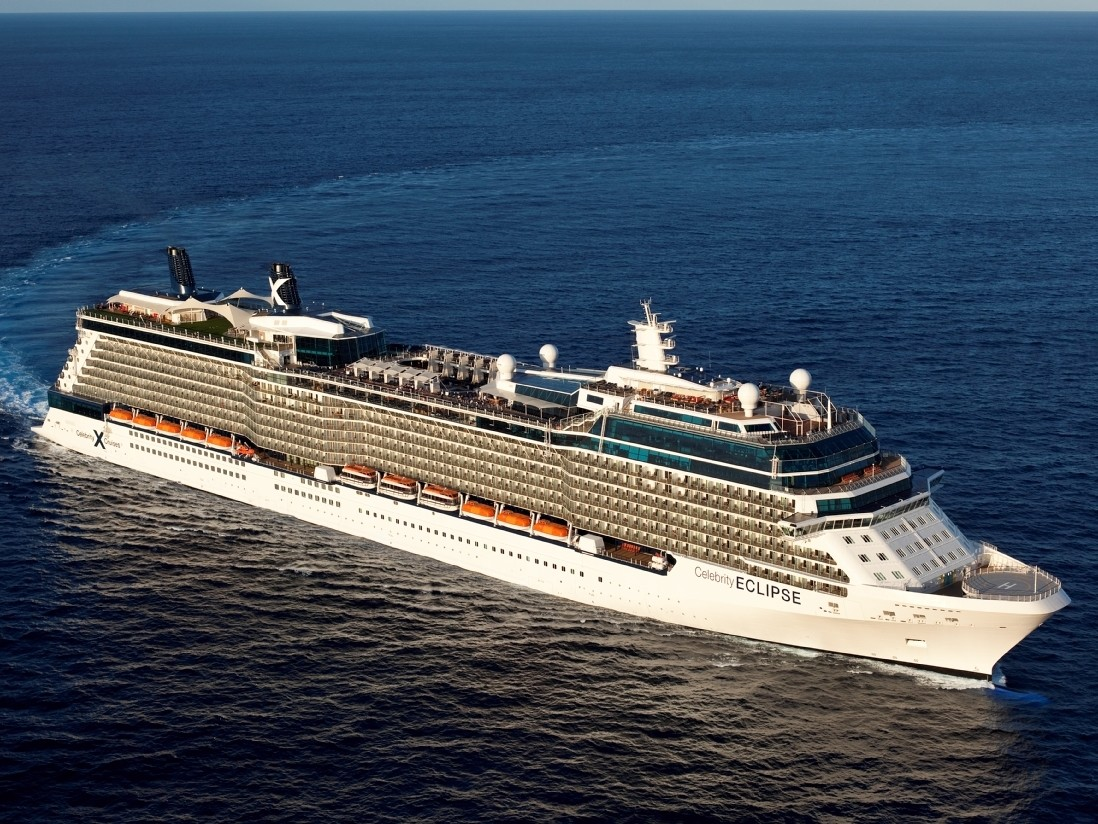 Celebrity Eclipse Cruise Ship - Reviews and Photos ...