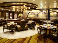 Adventure of the Seas - Giovannis Table - italienisches Spezialitätenrestaurant