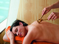 AIDAsol - Massage im SPA