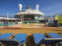 Anthem of the Seas - Pooldeck