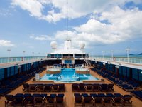 Azamara Quest - Pool Deck