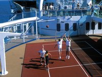 Brilliance of the Seas - Sportplatz