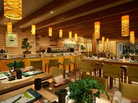 Carnival Breeze - Bonsai Sushi Restaurant