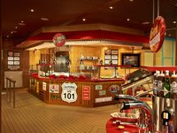 Carnival Breeze - Guy's Burger Joint