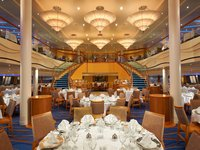Carnival Breeze - Sapphire Dining Room