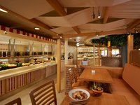 Carnival Breeze - Lido Buffet Restaurant