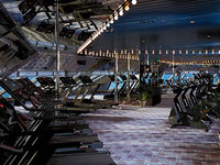 Carnival Conquest - Fitness