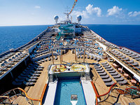 Carnival Conquest - LidoDeck