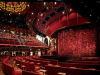 Carnival Conquest - Theater