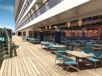 Carnival Dream - Deck