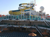 Carnival Dream - Waterworks