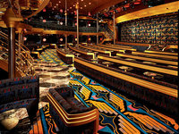 Carnival Ecstasy - Theater