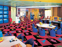 Carnival Elation - Kids Club