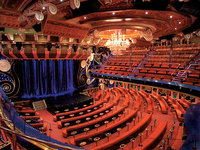 Carnival Freedom - Theater