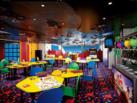 Carnival Glory - Kids Zone
