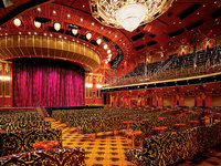 Carnival Glory - Theater