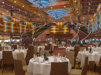 Carnival Magic - Restaurant