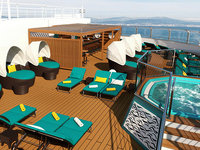 Carnival Magic - Sonnendeck