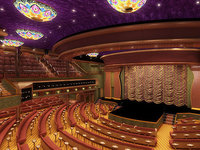 Carnival Magic - Theater