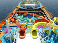 Carnival Magic - WaterWorks Aqua Park