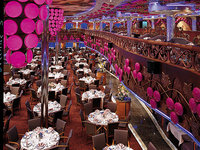 Carnival Miracle - Restaurant