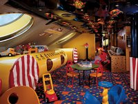 Carnival Pride - Kids Club