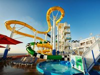 Carnival Sunshine - waterworks Aquapark