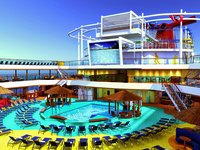 Carnival Vista - Beach Resort Pool
