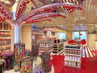 Carnival Vista - Candy Shop