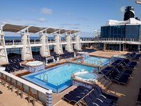 Celebrity Eclipse - Pool Deck