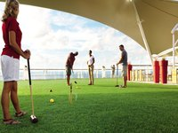 Celebrity Equinox - Lawn Club Golf