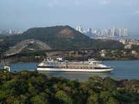 Celebrity Infinity - in Panama