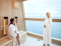 Celebrity Reflection - Sauna