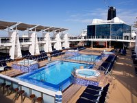 Celebrity Solstice - Pool Deck