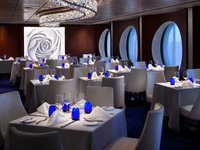 Celebrity Summit - Blu Restaurant