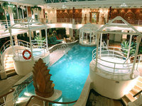 Coral Princess - Pool