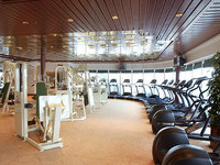 Coral Princess - Gym