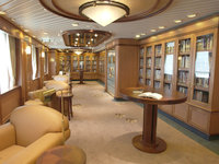 Coral Princess - Library