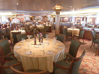 Coral Princess - Restaurant