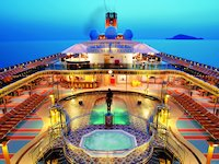Costa Mediterranea - Pool