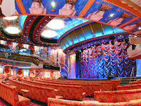 Costa Mediterranea - Theater