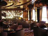 Crown Princess - Crooners Bar