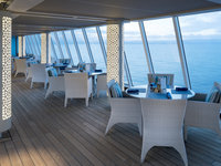 Crystal Serenity - Bar