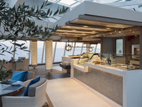 Crystal Serenity - Lido Cafe