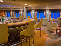 Crystal Serenity - Cove Bar