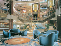 Dawn Princess - Sun Atrium